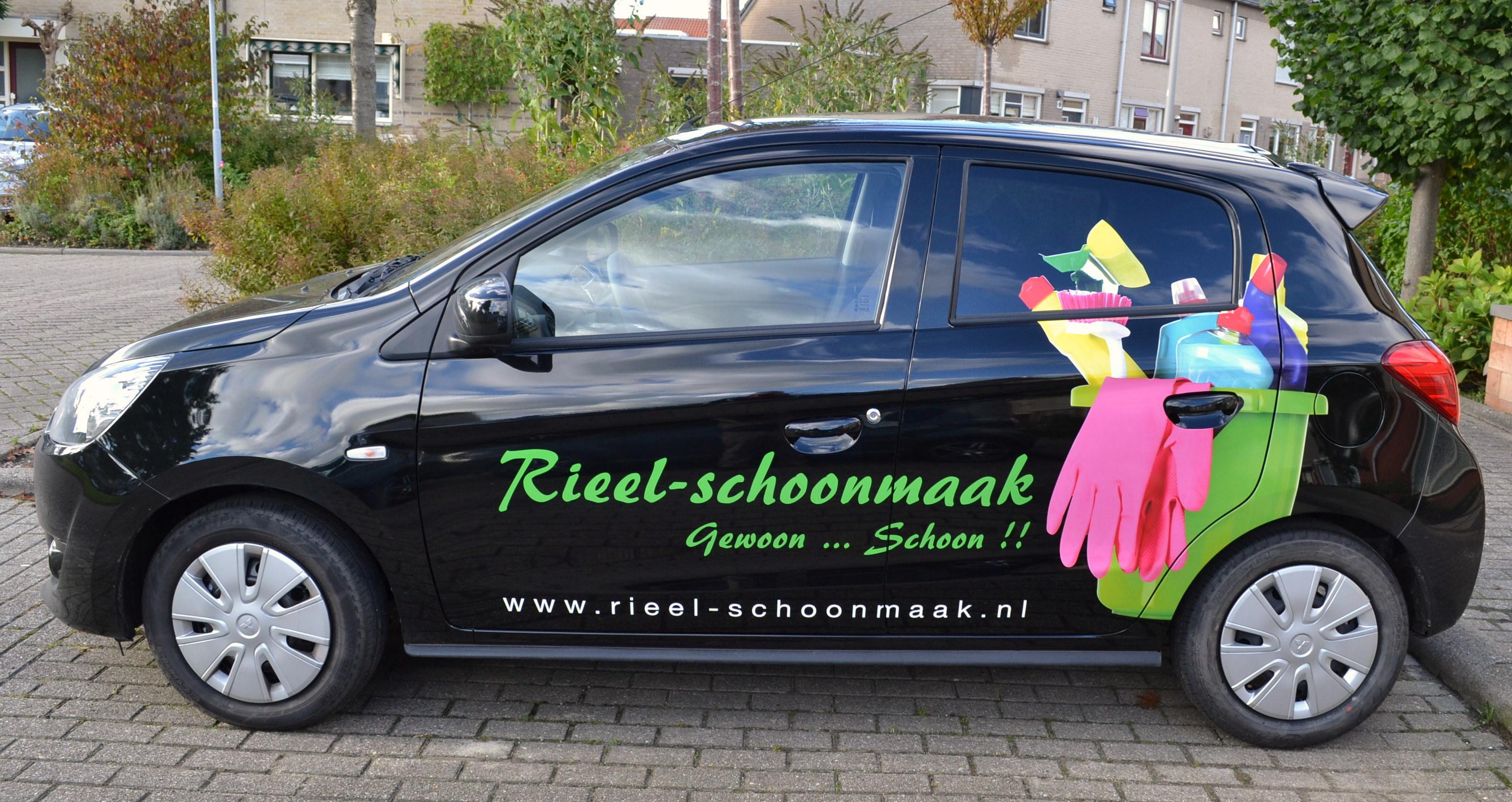 Impact reclame op bedrijfsbusje - Commercie en marketing ...